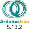 ArduinoJson 5.13.2 is out!