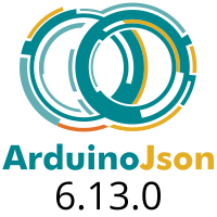 ArduinoJson 6.13.0: custom reader and writer